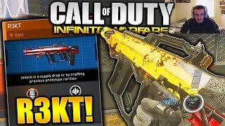 getlinkyoutube.com-USE THIS EPIC GUN! R3KT EPIC WEAPON VARIANT! CALL OF DUTY INFINITE WARFARE EPIC GUNS! (R3K - R3KT)