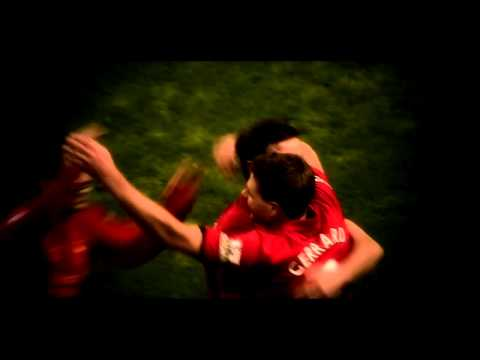 Steven Gerrard goal vs Manchester City 2-2, 2013 HD