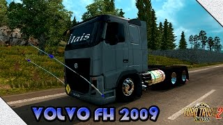 Euro Truck Simulator 2--Mod--Volvo FH 2009 By:ANDRE Sommg