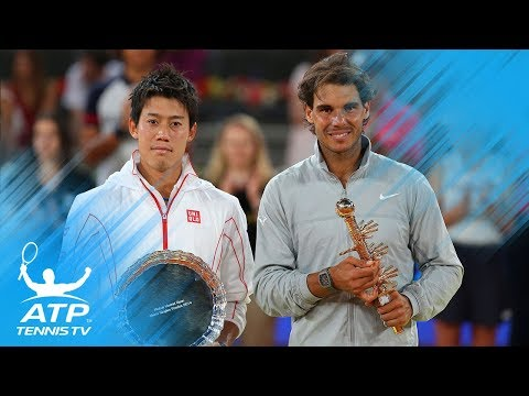 Nadal v Nishikori: Great Rallies from Madrid 2014