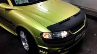 getlinkyoutube.com-Opel Vectra I500 (engine sound)