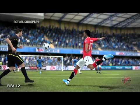 FIFA 13 Первые подробности геймплея