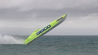 getlinkyoutube.com-Offshore Powerboat World Championship 2014 Key West Florida Final Race