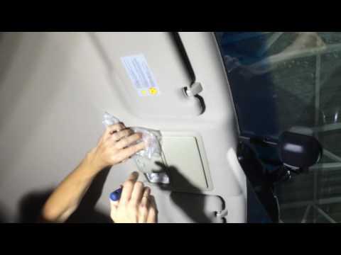 Замена лампочек салона на ниссан мурано Z51 Nissan Murano