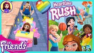 Lego Friends Heartlake Rush Game App