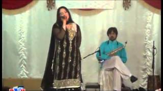 getlinkyoutube.com-Nadia Gul New Pashto Song 2015 - Malanga Yara