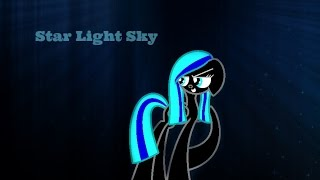 getlinkyoutube.com-YouTuber Speedpaint! 2# Star Light Sky