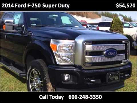 2014 Ford F250 Super Duty Super Cab Problems and Repair Information