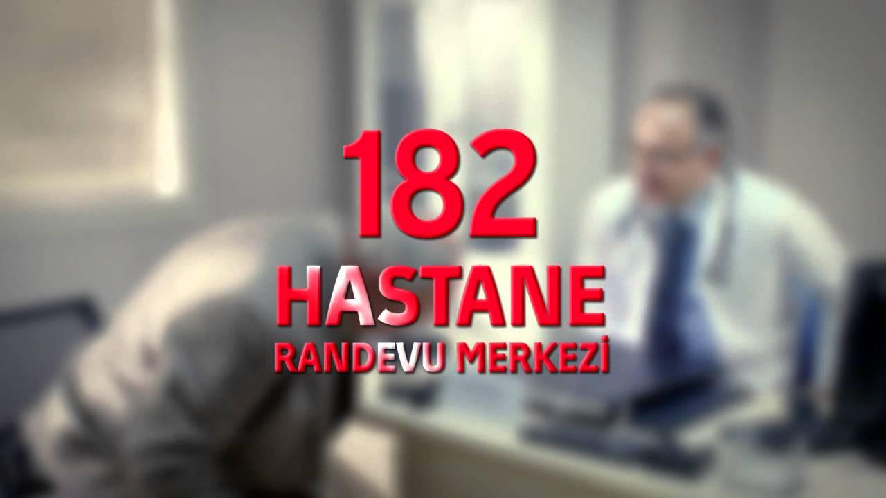 Alo 182 Hastane Randevu Merkezi
