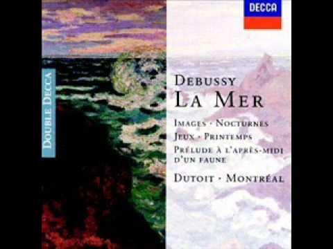 Dutoit/Montreal - Debussy: Images - Iberia I: Par les rues et par les chemins