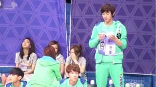 getlinkyoutube.com-130128 idol olympics sleepy chanyeol