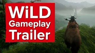getlinkyoutube.com-WiLD Gameplay Trailer - Paris Games Week 2015 (PS4 gameplay)