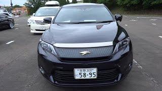 getlinkyoutube.com-TOYOTA HARRIER PREMIUM  SUV   トヨタ ハリアー プレミアム  SUV