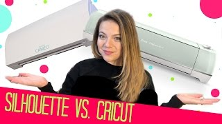 Cricut Vs. Silhouette - Which Machine is Better?