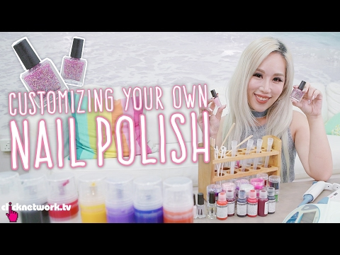 Customizing Your Own Nail Polish - Xiaxue's Guide To Life: EP195