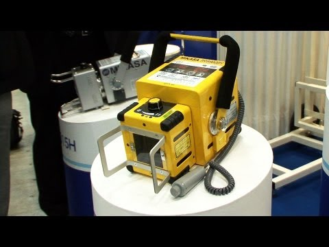 Battery-powered Portable X-ray Machine #DigInfo