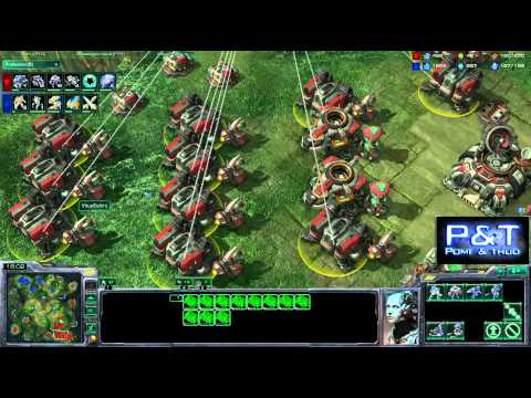 (HD252) Krolu vs Satiini - TvP - Starcraft 2 Replay [FR]