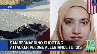 getlinkyoutube.com-ISIS pledge: Tashfeen Malik declared allegiance to group before attack