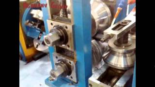 getlinkyoutube.com-Pipe production line خط انتاج مواسير
