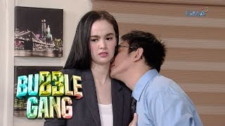Bubble Gang: Manny-yuck officemate