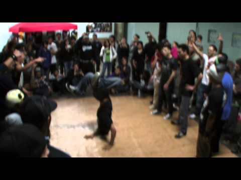 Rukus Funk .vs Soul to Soul B-Boy Battle (Intervention)