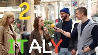 getlinkyoutube.com-Italiano automatico in strada 2 - Cosa ritieni importante nella vita? (with English subs)