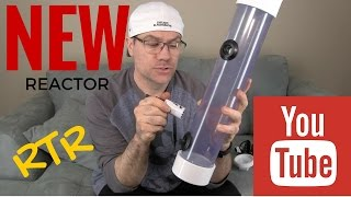 getlinkyoutube.com-bio pellet reactor diy build to lower nitrates in saltwater aquarium