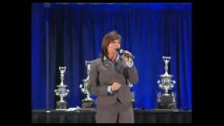 Terri Walker, CAI, BAS, CES, 2009 International Auctioneer Champion