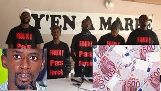 Enrichissement illicite, Yen a marre ,affaire Khalifa Sall, Karim Wade, Fou Malade brise le silence