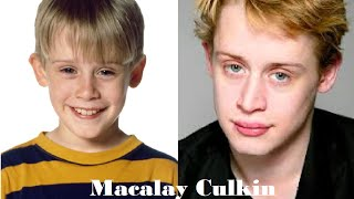 getlinkyoutube.com-Macaulay Culkin Antes & Depois