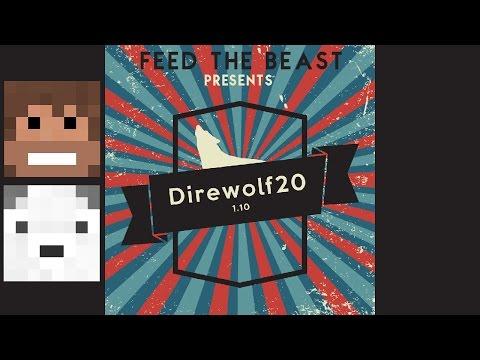 Direwolf20 1.10, Episode 55 -