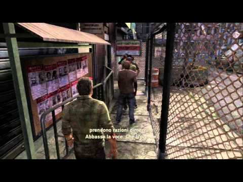 The Last Of Us walkthrough pt.1