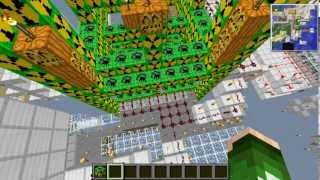 getlinkyoutube.com-Minecraft 核TNTタワーを爆発させてみた