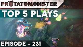 League of Legends Top 5 Plays Week 231