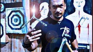 getlinkyoutube.com-Knife Trick Throwing/Trick Shot Compilation Vol 1