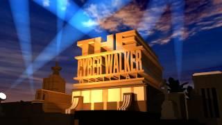 getlinkyoutube.com-The Cyber Walker Intro HD - 20th Century Fox Remake.