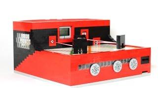 getlinkyoutube.com-LEGO Laser Game