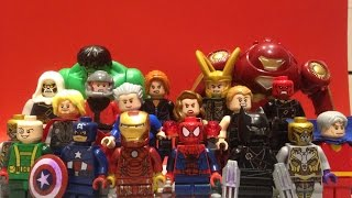 Lego Avengers:Age of Darkness