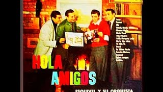 Hola -  Spanish Music by The Ames Brothers (Album)