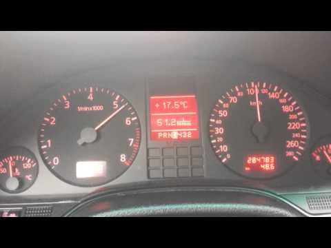 Audi A8 4.2 acceleration