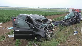 Video Tödlicher Verkehrsunfall Bornheim Rösberg am 01.07.17