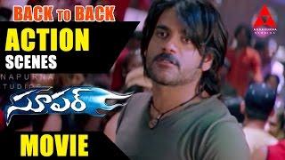 getlinkyoutube.com-Super Movie Back to Back Action Scenes Part - 2 - Nagarjuna