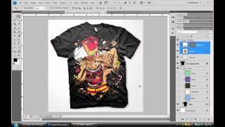 getlinkyoutube.com-Create Custom Digital Apparel: Photoshop Tutorial