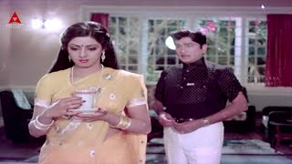 getlinkyoutube.com-ANR.Sridevi Romantic Scene || Sree Ranga Neethulu Movie || ANR,Sridevi