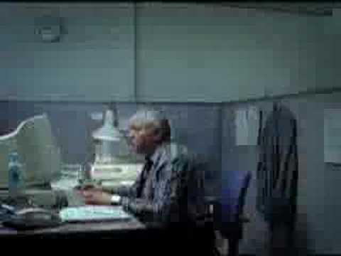 Poněkud nervní pracovník:D:D:D