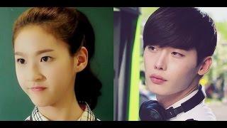 getlinkyoutube.com-Ли Чон Сок и Ким Сэ Рон (совместный клип) Lee Jong Suk / Kim Sae Ron