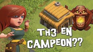 getlinkyoutube.com-En Liga de Campeones con TH3, ¿es un hack? | Curiosidades | Descubriendo Clash of Clans #363