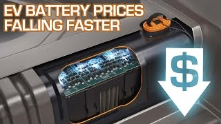 EV Battery Prices Dropping Faster Than Predicted - Autoline Daily Insight