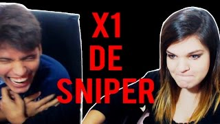 getlinkyoutube.com-Point Blank - X1 de Sniper / ESPANCANDO O NETENHO