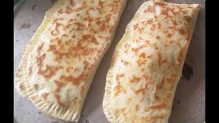 getlinkyoutube.com-الوصفة الاصلية للكريب التركي بطريقة جديييدة و روووعة وسهلة/crêpe turque/gözleme recipe/